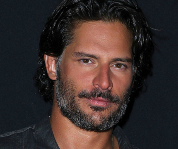 Joe Manganiello, do time de Magic Mike