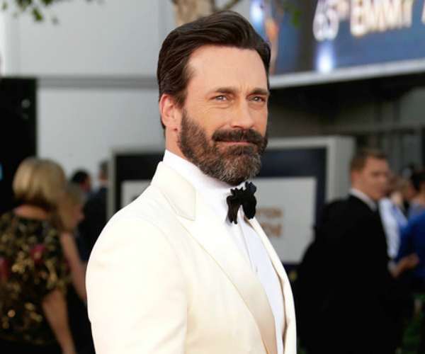 John Hamm, do seriado Mad Men