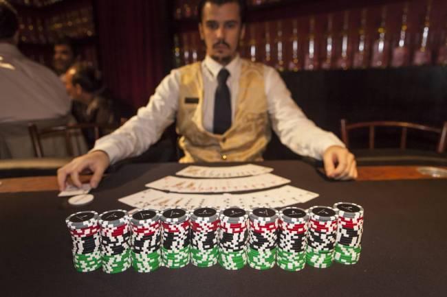 pôquer - poker - SubAstor