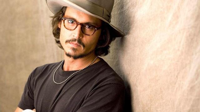 O ator Johnny Depp é geminiano do dia 9 de junho