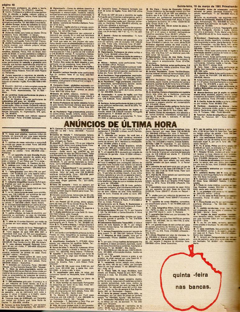 jornal primeiramão