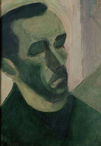Autorretrato (1949), de José Pancetti
