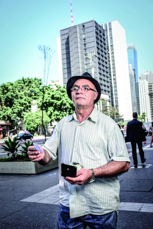 Jose Geraldo dos Santos - ANALFABETOS
