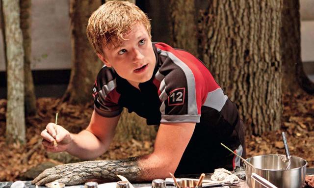Josh Hutcherson é o protagonista de Jogos Vorazes