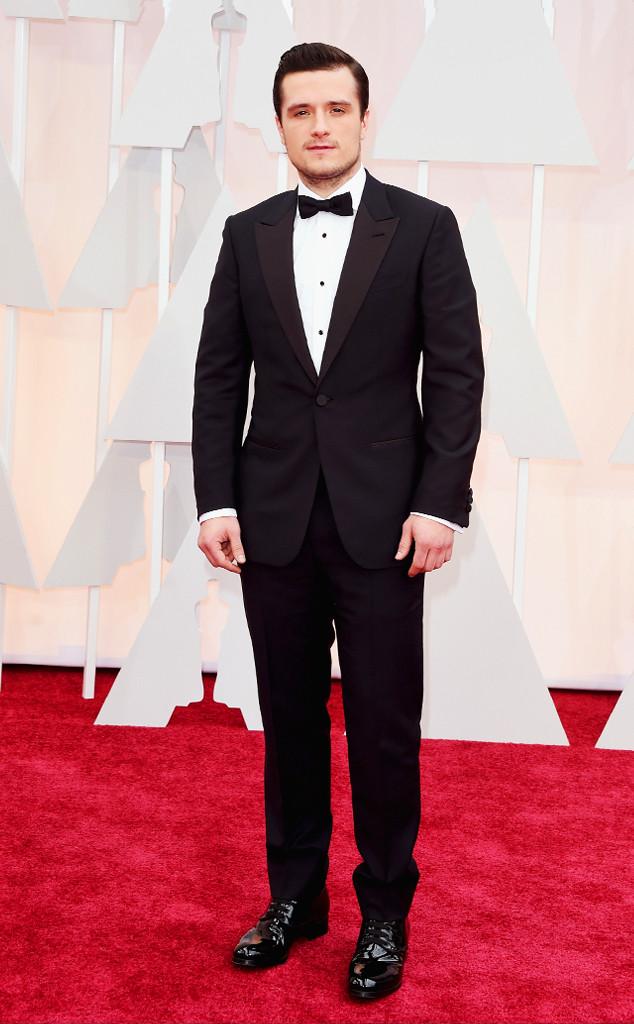 Josh Hutcherson, o Peeta, da série Jogos Vorazes