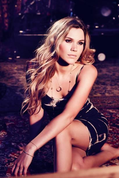 A cantora inglesa: seis álbuns lançados, aos 27 anos