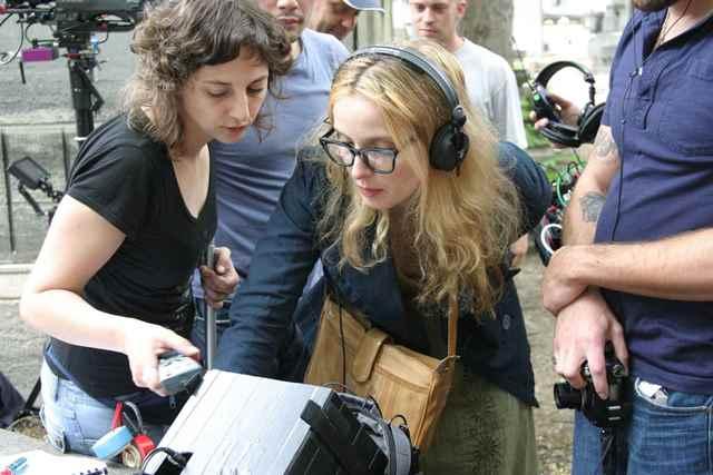 A francesa Julie Delpy tem seis longas como diretora