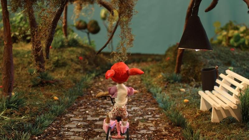 Julieta de Bicicleta, atração do Festival Internacional de Cinema Infantil