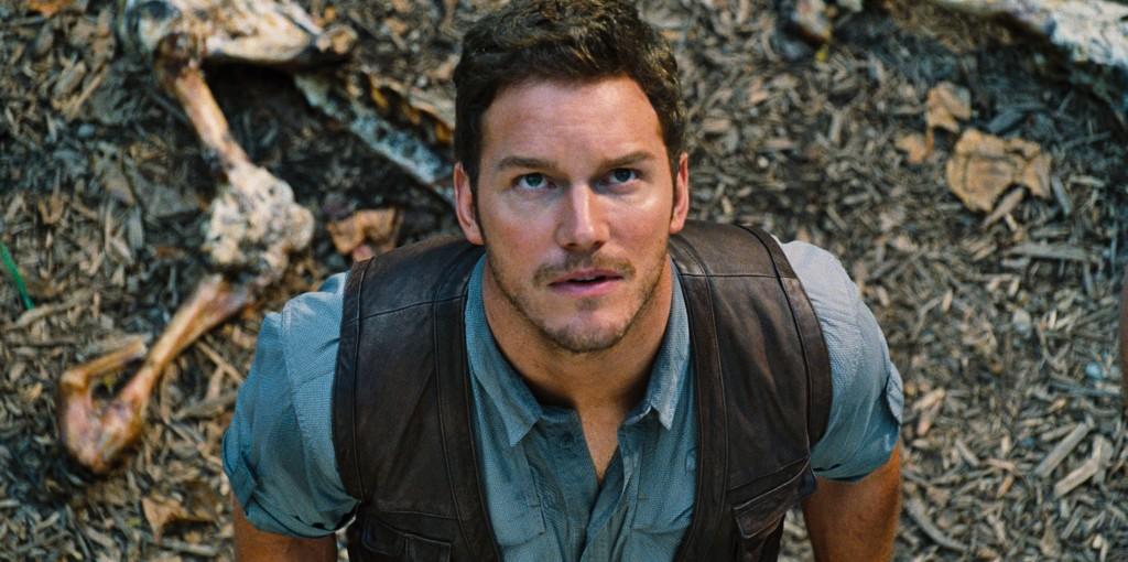 Depois de estourar em Os Guardiões da Galáxia, Chris Pratt retorna em Jurassic World