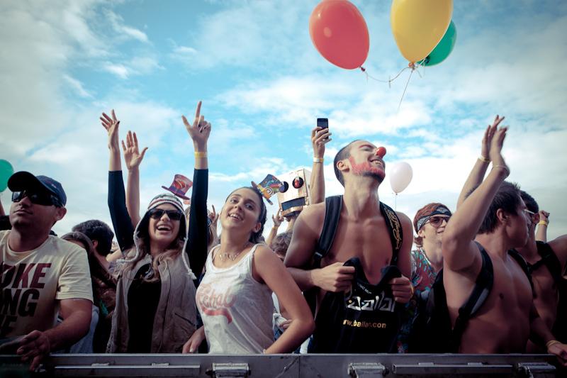 Kaballah Circus Festvial: comemoração de dez anos da rave