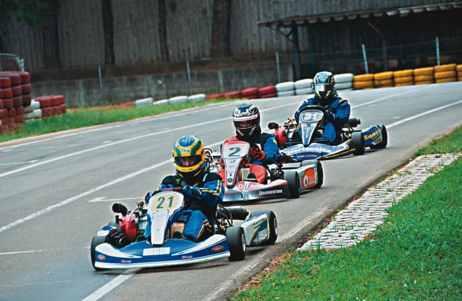 Kartódromo Internacional da Granja Viana