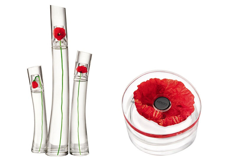 KENZO - FLOWER BY KENZO e FLOWER IN THE AIR