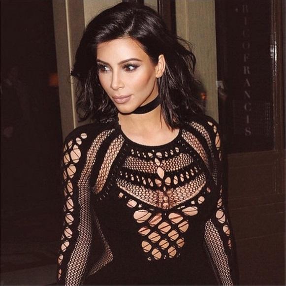Kim no Brit Awards