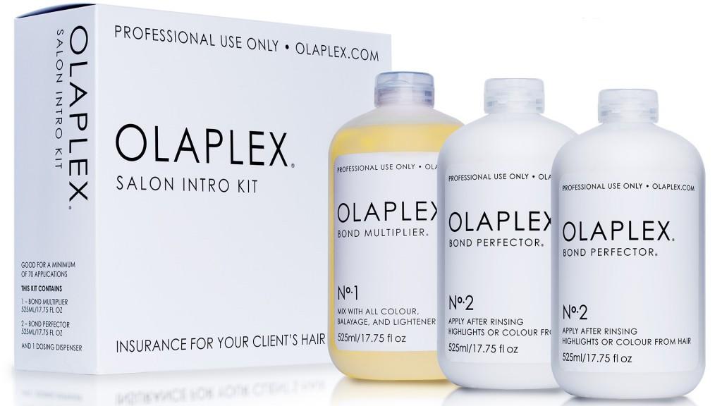 Kit profissional da Olaplex: uso destinado apenas para os salões de beleza