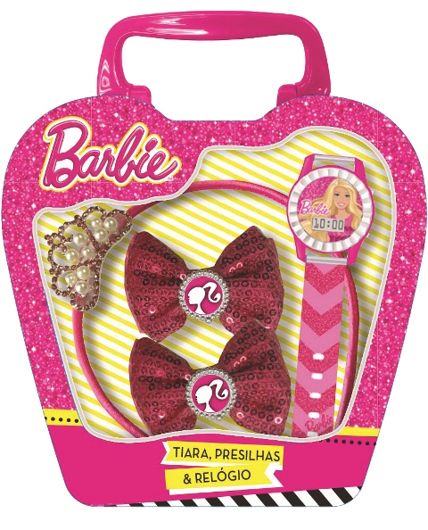 Kit Supreme Barbie - R$79,99