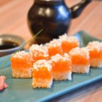 Battera de salmão