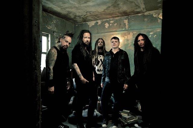 Korn: show no Espaço das Américas (Foto: Divulgação)