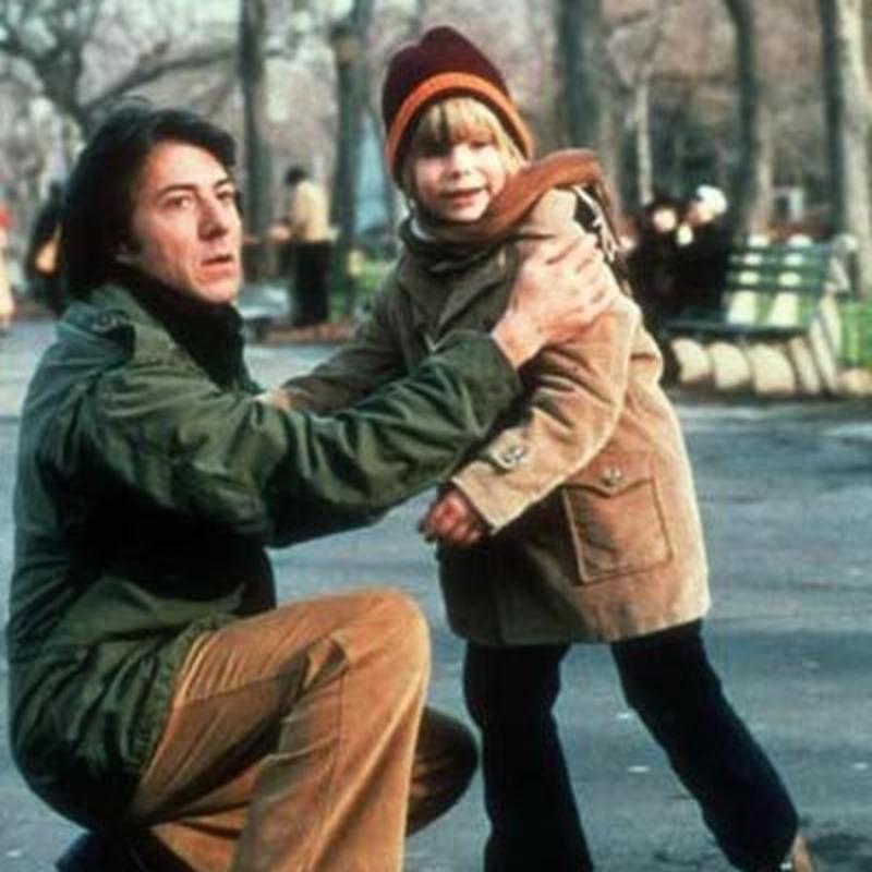Kramer vs Kramer, com Dustin Hoffman