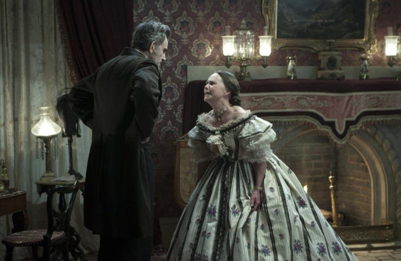 """""""Lincoln: O longa mostra os conflitos entre Lincoln e sua esposa, Mary Todd"""