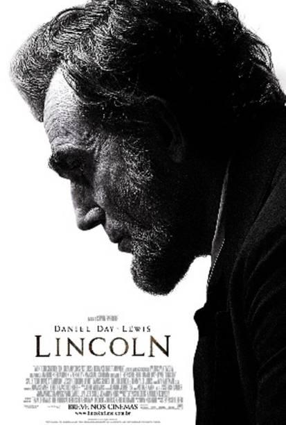 """Lincoln: pôster do filme"