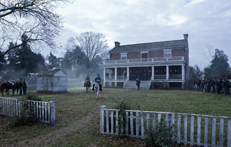 """""""Lincoln: baseado no livro """"Team of Rivals: The Genius of Abraham Lincoln"""""""