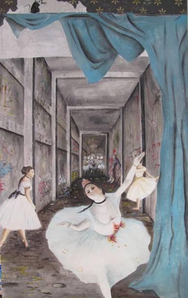 """""""La danseuse"""" - """"A Bailarina"""", de Degas"""