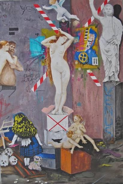 """""""La naissance de Venus"""" - """"O nascimento de Vênus"""", de Bouguereau"""