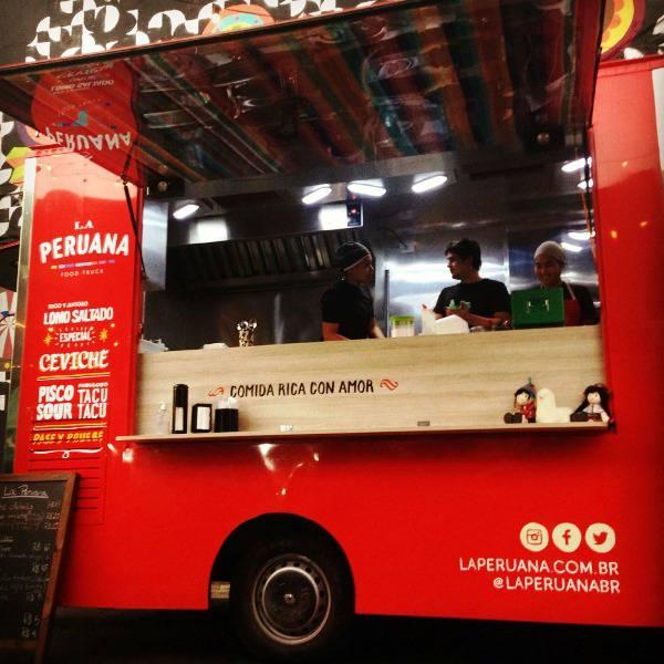 La Peruana Food Truck