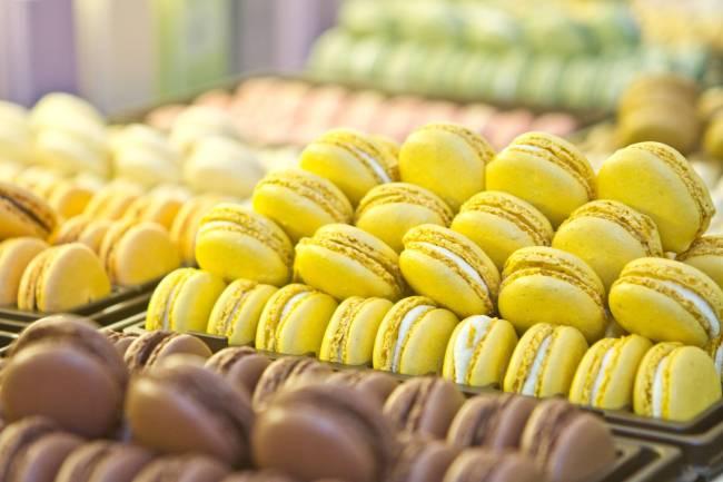 Ladurée - macarons