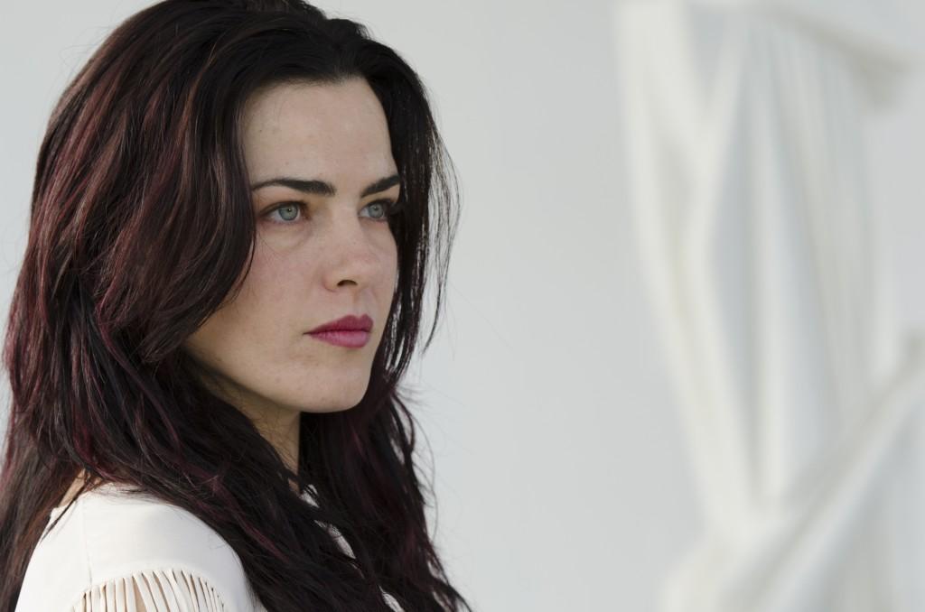 Ana Paula interpreta a esposa de Gabriel Braga Nunes no filme