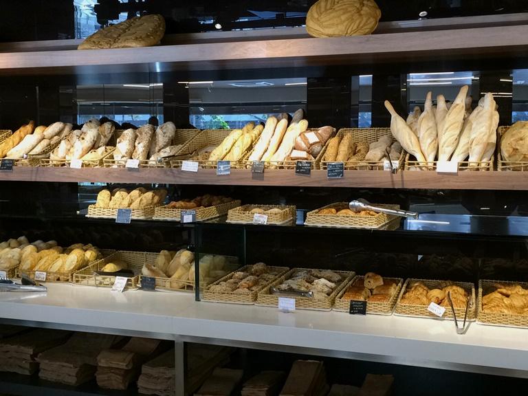 Pães de fermentação natural: parte dos produtos da Lareira