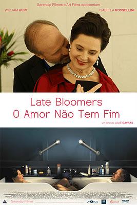 William Hurt e Isabella Rossellini: o casal maduro de Late Bloomers — O Amor Não Tem Fim