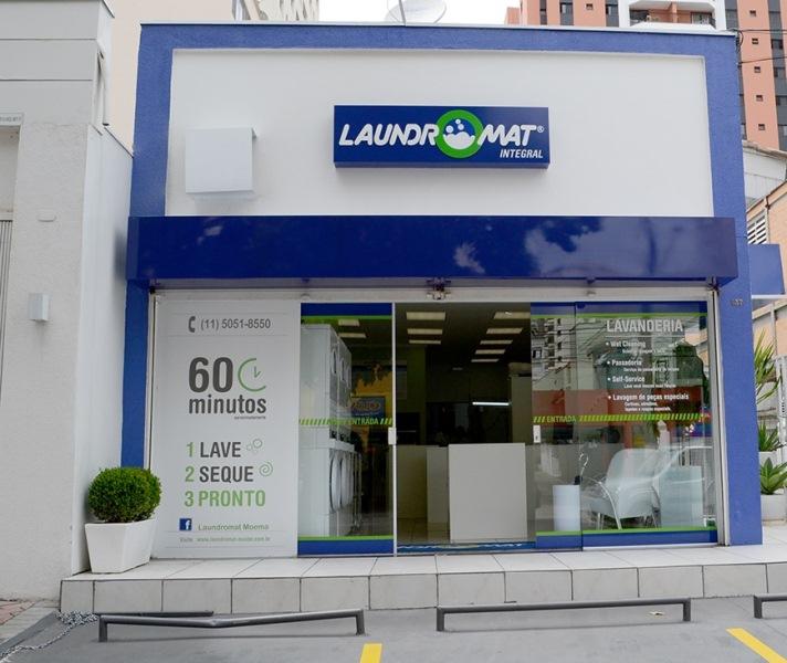 Laundromat Lavanderia, unidade de Moema