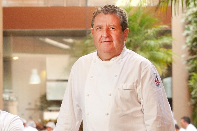 Laurent Suaudeau, consultor de restaurantes e dono da Escola de Arte Culinária Laurent (Foto: Fernando Moraes)