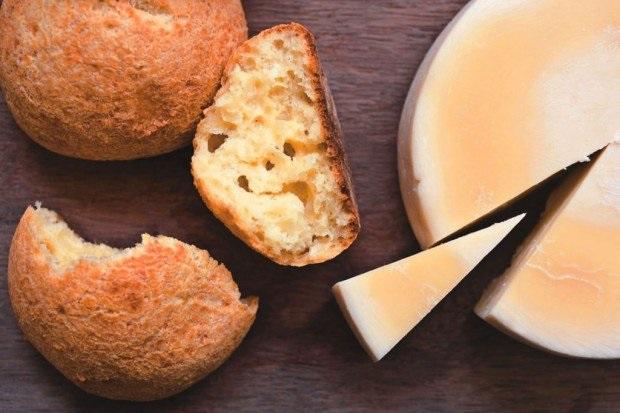Lá da Venda: feito com queijo da Serra da Canastra (Foto: Mário Rodrigues)
