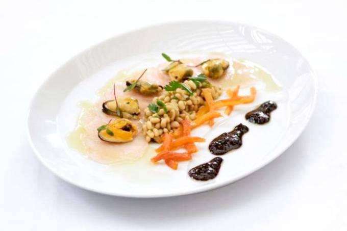 Receitas com mexilhões Amichile Chef Christophe Besse