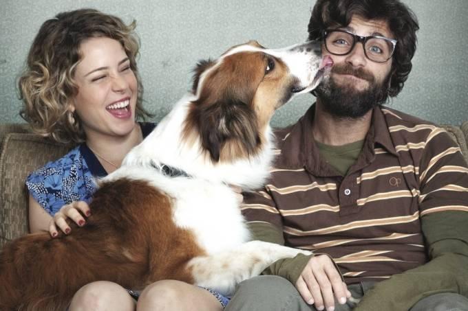 Leandra Leal em 'Mato sem Cachorro'