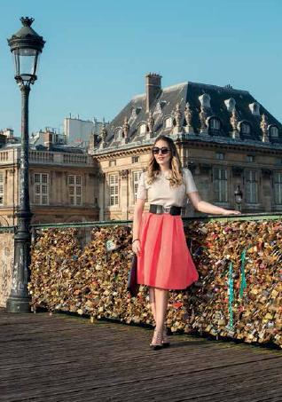 Lele Saddi em Paris 6