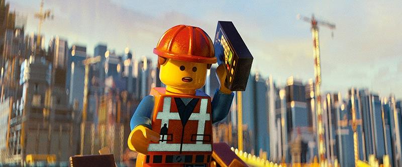 Uma Aventura Lego: operário da construção civil metido numa jornada para salvar o mundo