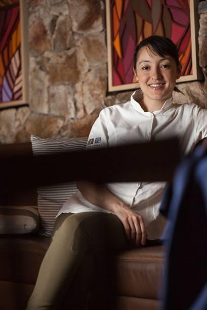 Ligia Karazawa: chef do Clos de Tapas