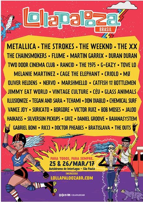 lineup-lollapalooza