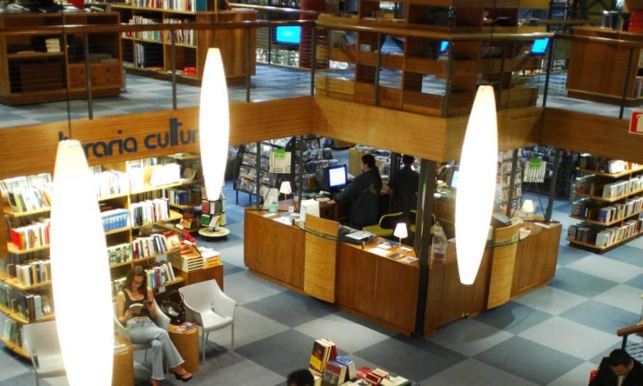 Livraria Cultura do Shopping Villa Lobos