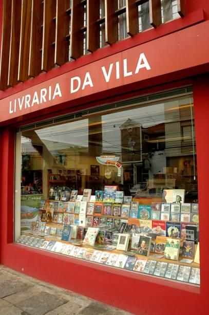 Livraria da Vila - Pinheiros