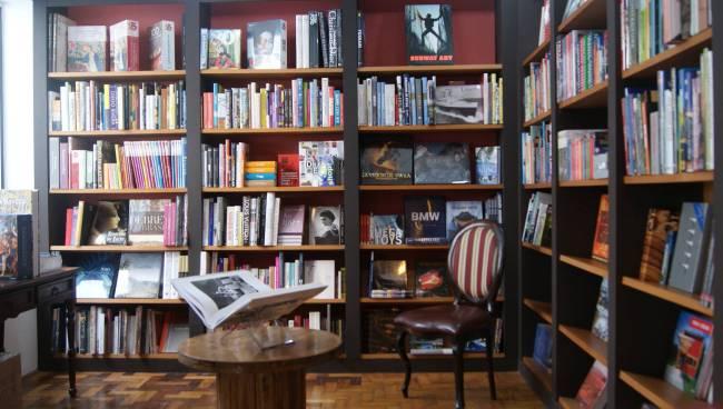 Livraria da Vila de MOEMA (2)