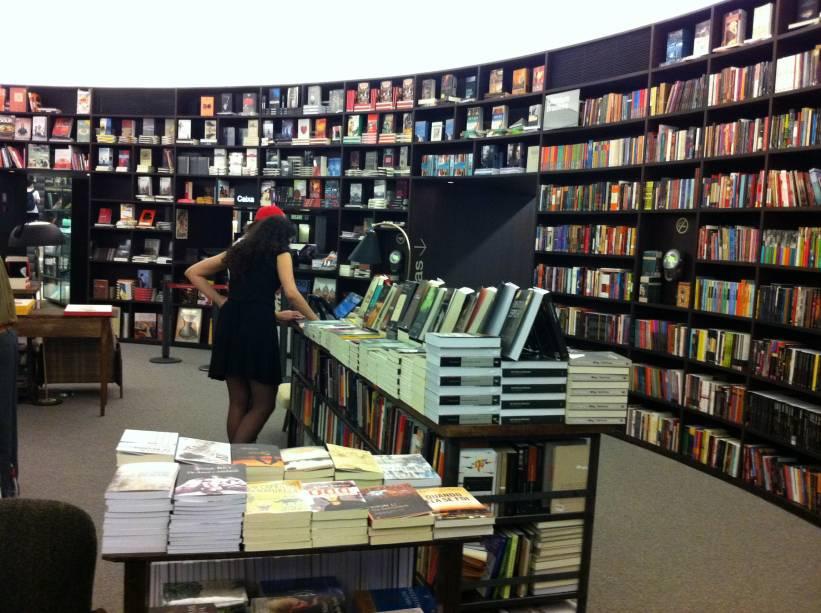 Livraria da Vila - Shopping Pátio Higienópolis
