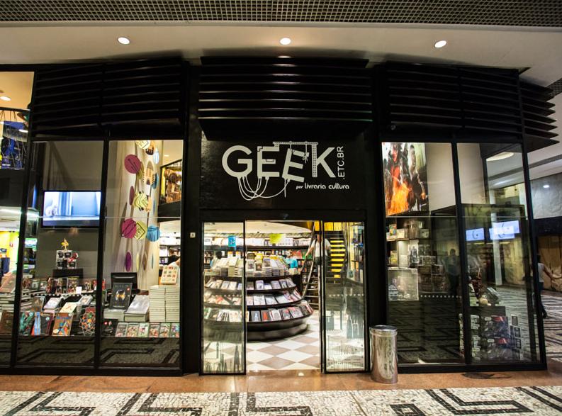 Geek Livraria Cultura