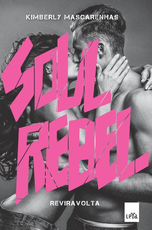 livro Soul Rebel baixa