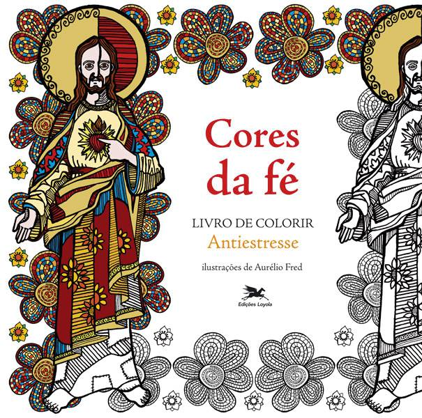 livros de colori - católico