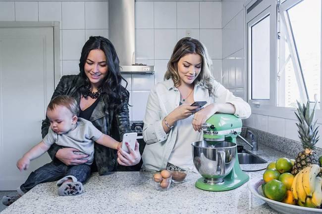 Luciana e Marcella Tranchesi