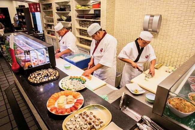 Kozaka - sushi
